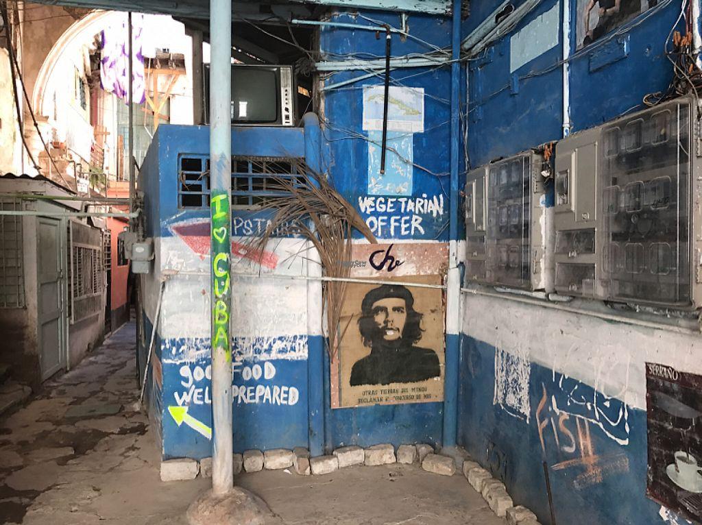 "Photo of CLOSED: Somos Cuba  by <a href=""/members/profile/Vegan%20Vagabond"">Vegan Vagabond</a> <br/>entrance <br/> February 14, 2017  - <a href='/contact/abuse/image/72935/226377'>Report</a>"