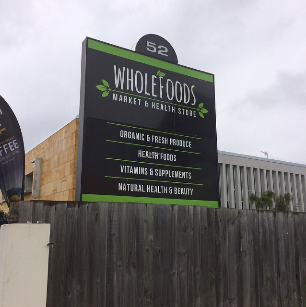 """Photo of Wholefoods Market and Health Store  by <a href=""""/members/profile/Siup"""">Siup</a> <br/>c <br/> December 23, 2016  - <a href='/contact/abuse/image/72951/204198'>Report</a>"""