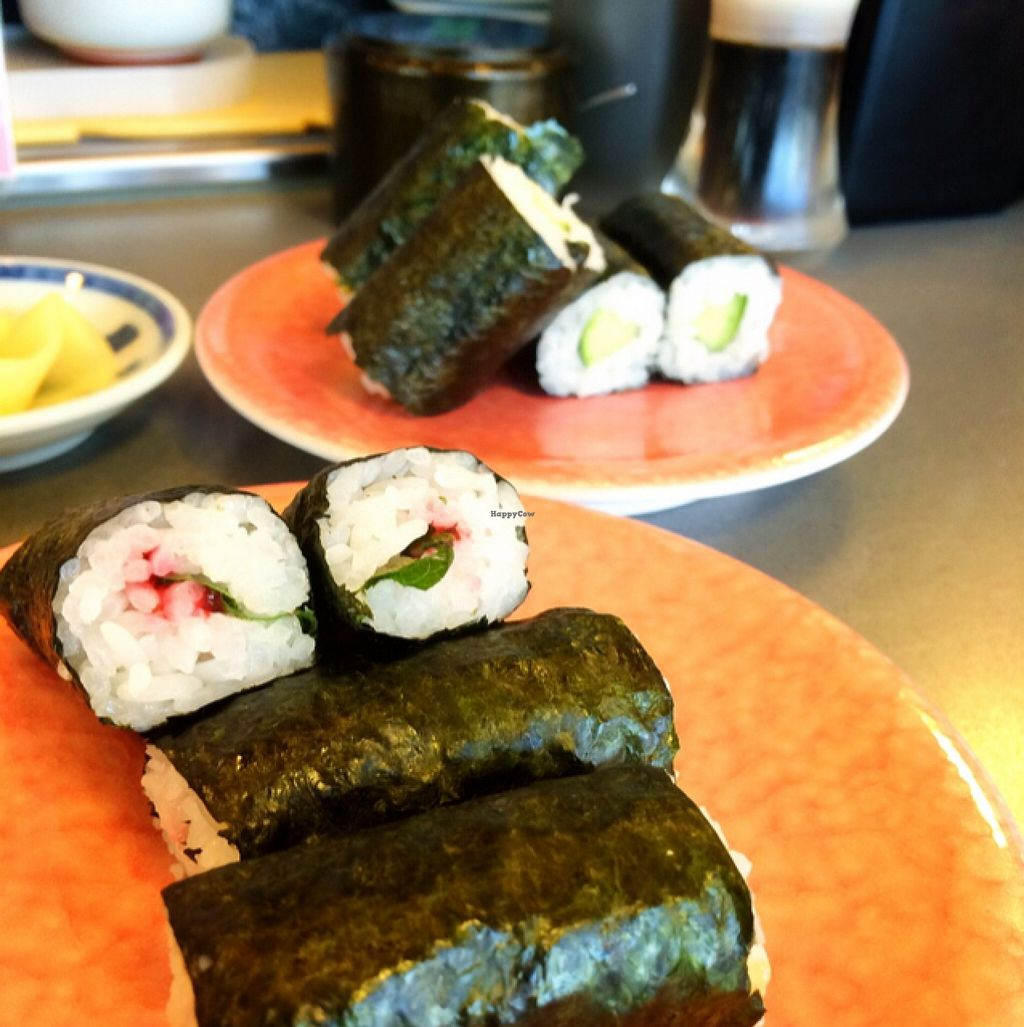 "Photo of Toppi ESTA  by <a href=""/members/profile/ItalianChick"">ItalianChick</a> <br/>Vegan sushi <br/> April 27, 2016  - <a href='/contact/abuse/image/72998/146483'>Report</a>"