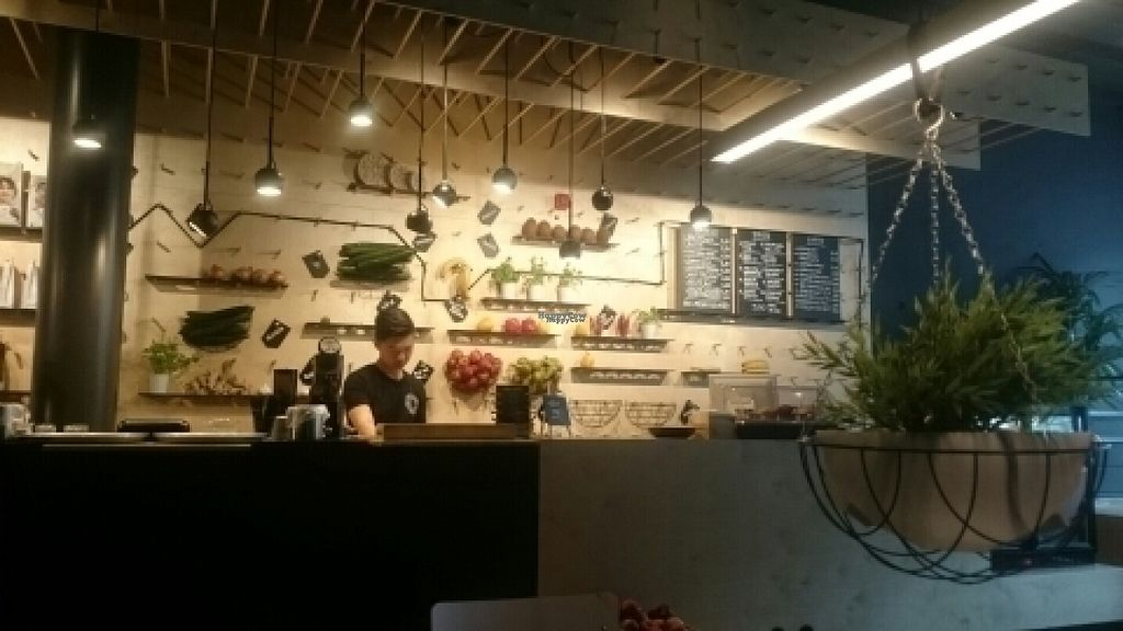 """Photo of SAP Bagel & Juice Bar - Stationsstraat  by <a href=""""/members/profile/Floerentine"""">Floerentine</a> <br/>counter <br/> August 4, 2016  - <a href='/contact/abuse/image/73032/165525'>Report</a>"""