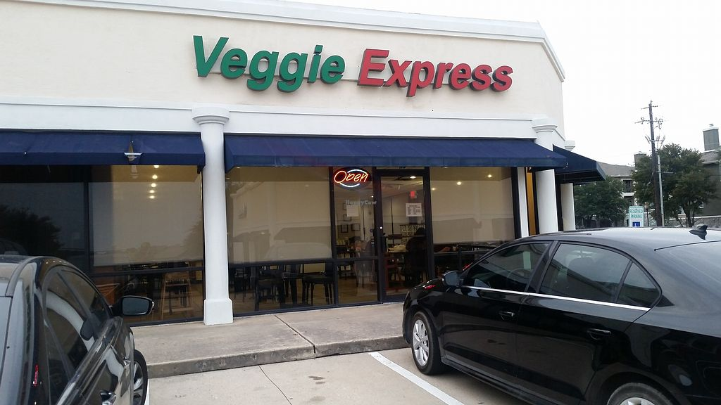 "Photo of Veggie Express  by <a href=""/members/profile/WhatDoYouEatThen"">WhatDoYouEatThen</a> <br/>Veggie Express - Frisco, TX