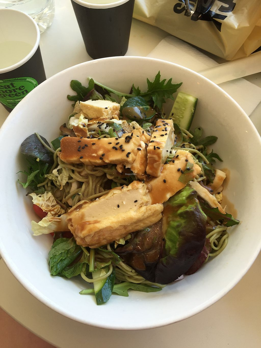 """Photo of Banana Blossom  by <a href=""""/members/profile/ellealexa"""">ellealexa</a> <br/>The Tokyo Classic with Tofu <br/> April 5, 2018  - <a href='/contact/abuse/image/73059/381183'>Report</a>"""