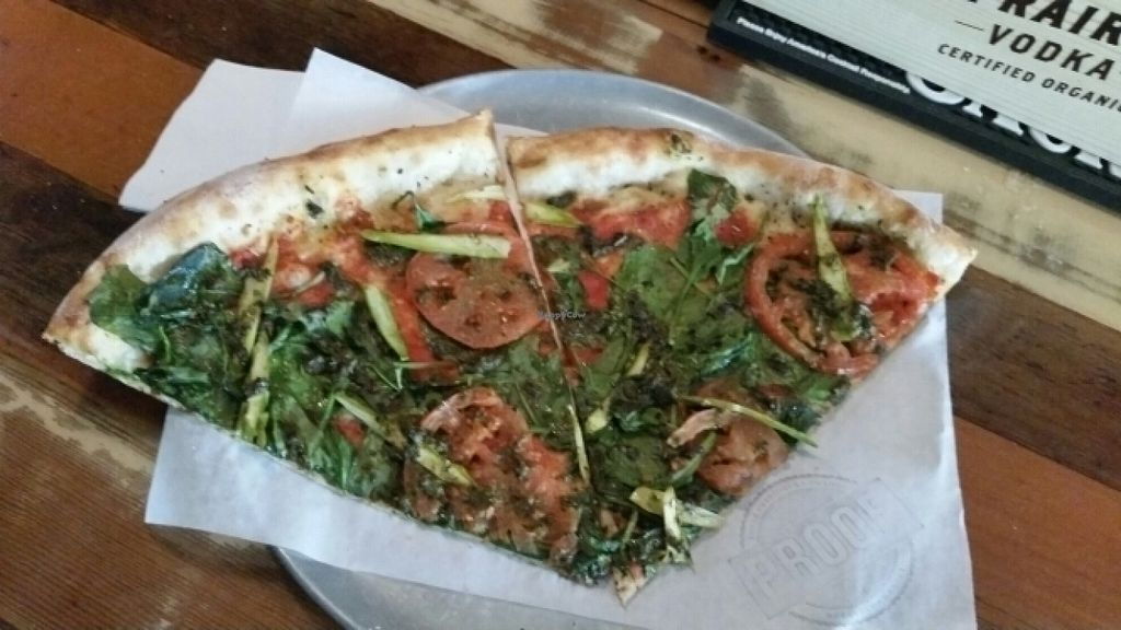 """Photo of Proof Public House  by <a href=""""/members/profile/Wilmarie.g.g"""">Wilmarie.g.g</a> <br/>vegan pesto and asparagus <br/> July 16, 2016  - <a href='/contact/abuse/image/73081/160314'>Report</a>"""