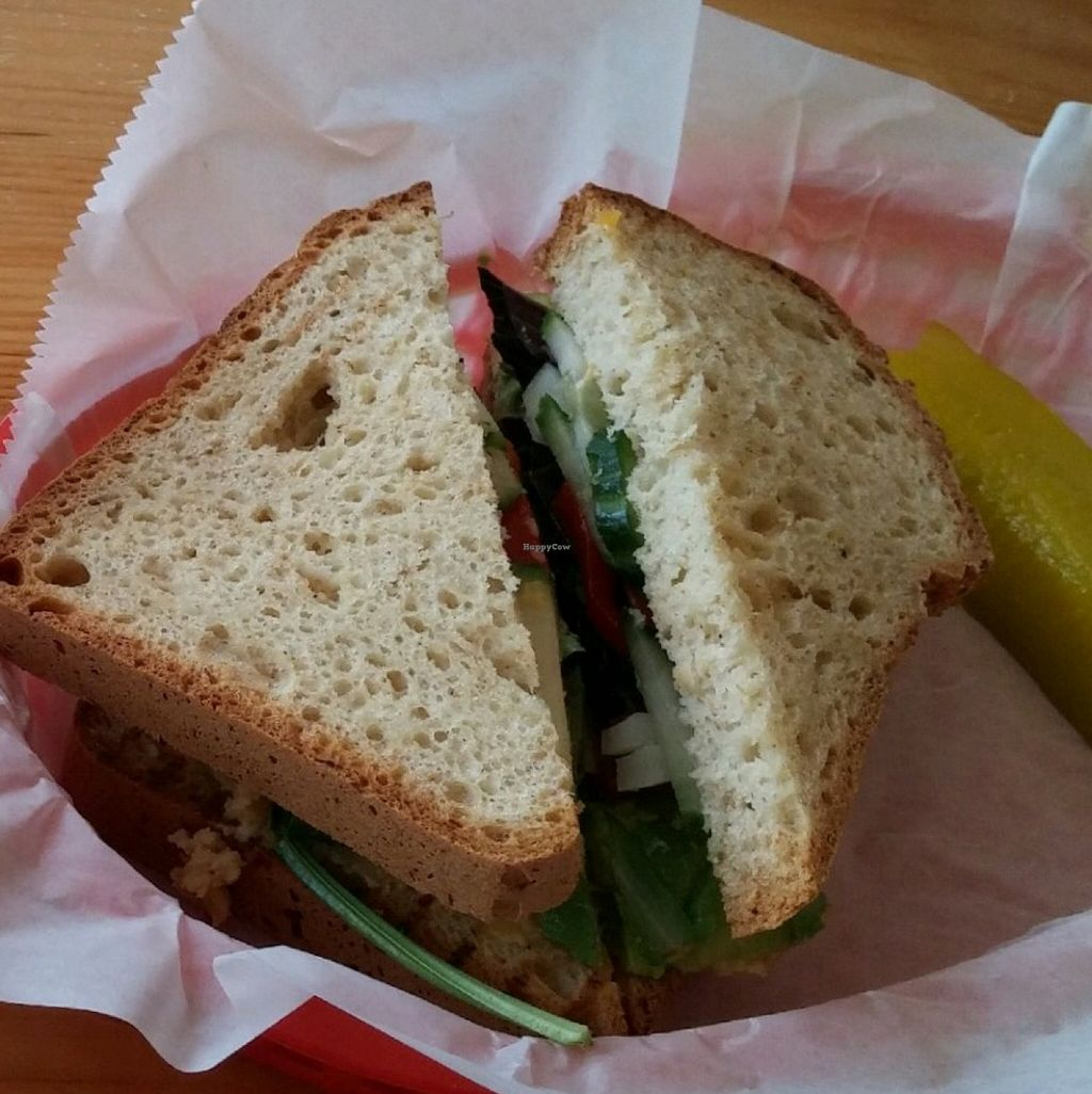 "Photo of Dempsey Bakery  by <a href=""/members/profile/Chloe%20Bohannon"">Chloe Bohannon</a> <br/>the hummus veggie sandwich on everyone's bread, add avocado <br/> April 30, 2016  - <a href='/contact/abuse/image/73104/146860'>Report</a>"