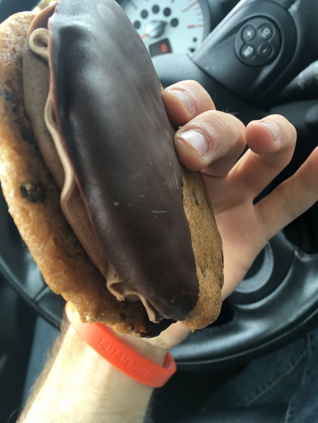 "Photo of Dempsey Bakery  by <a href=""/members/profile/JerryEhlers"">JerryEhlers</a> <br/>Cookie sandwich! Yum! <br/> March 26, 2018  - <a href='/contact/abuse/image/73104/376406'>Report</a>"