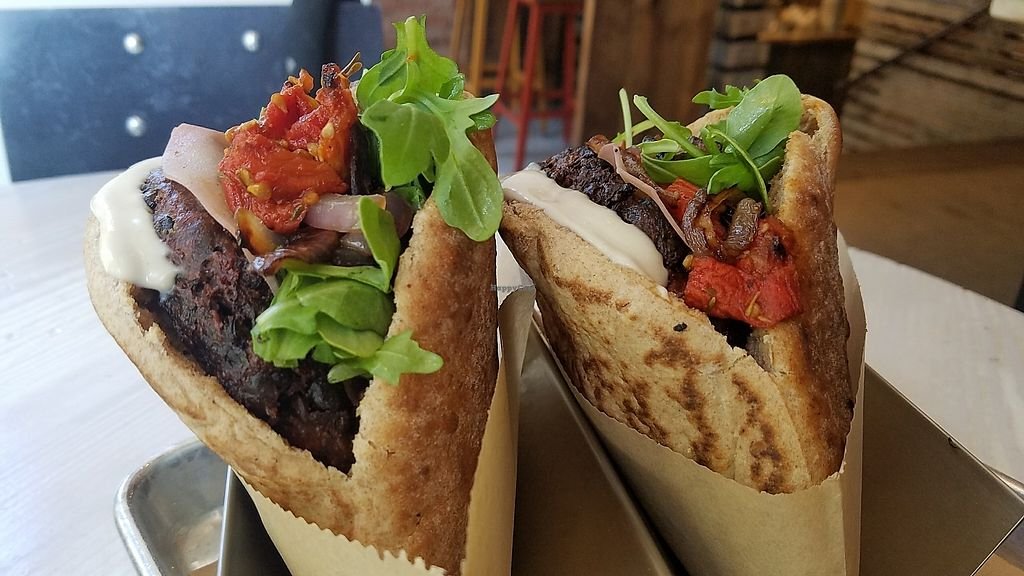 """Photo of Shouk  by <a href=""""/members/profile/kenvegan"""">kenvegan</a> <br/>Shouk Burger <br/> July 18, 2017  - <a href='/contact/abuse/image/73108/281611'>Report</a>"""