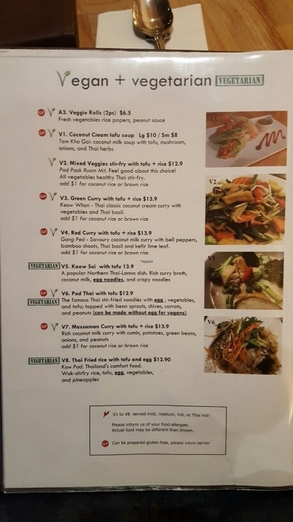 "Photo of Ma Now Thai Kitchen  by <a href=""/members/profile/mrmoo2002"">mrmoo2002</a> <br/>menu  <br/> January 8, 2017  - <a href='/contact/abuse/image/73120/209409'>Report</a>"