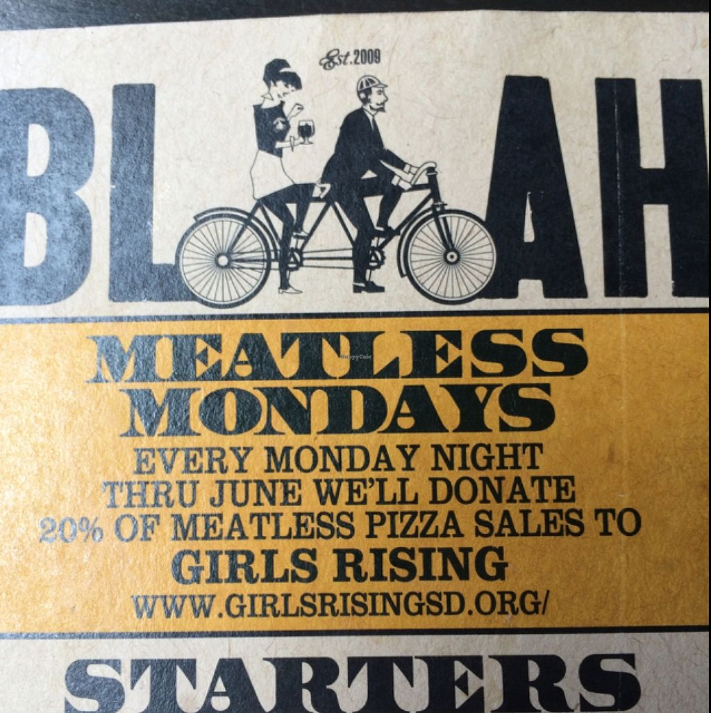 """Photo of Blind Lady Ale House  by <a href=""""/members/profile/DNice88"""">DNice88</a> <br/>meatless Mondays  <br/> May 1, 2016  - <a href='/contact/abuse/image/73150/146947'>Report</a>"""