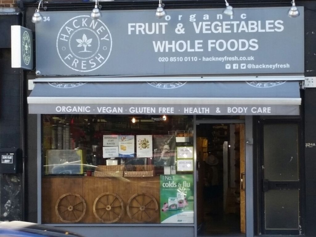 """Photo of Hackney Fresh  by <a href=""""/members/profile/eric"""">eric</a> <br/>outside view <br/> August 1, 2016  - <a href='/contact/abuse/image/73164/164025'>Report</a>"""