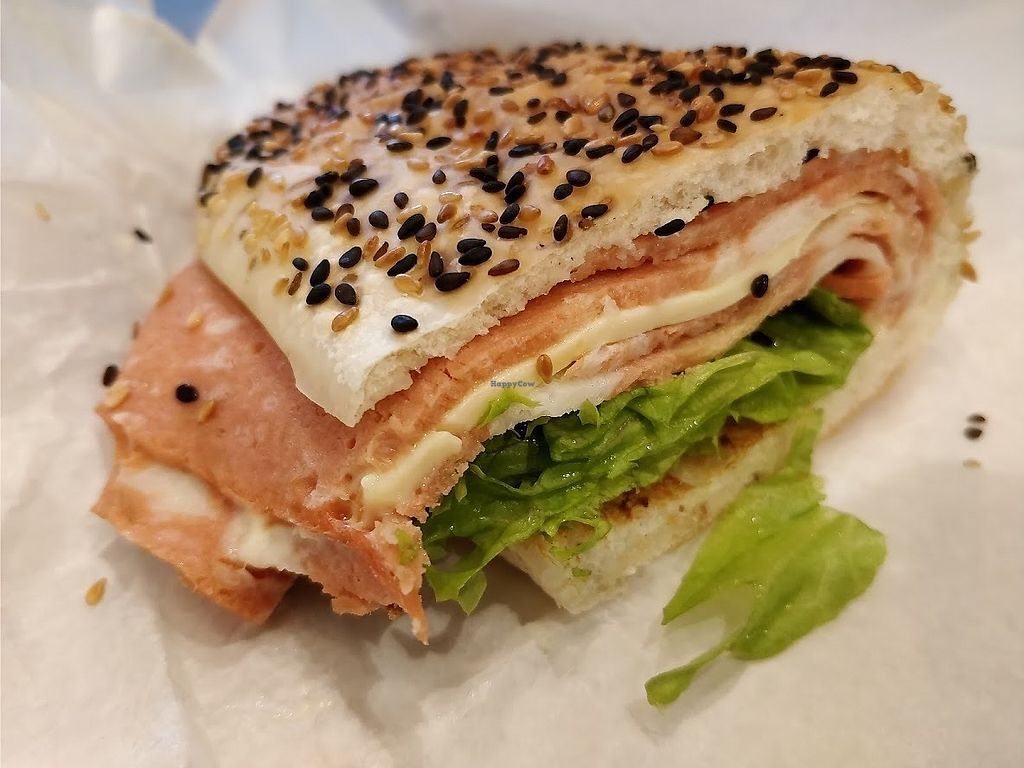 "Photo of Chef Icon Nature Bakery - Kampong Bahru Rd  by <a href=""/members/profile/JimmySeah"">JimmySeah</a> <br/>Ham and Cheese Sandwich (no eggs) <br/> January 20, 2018  - <a href='/contact/abuse/image/73166/348980'>Report</a>"