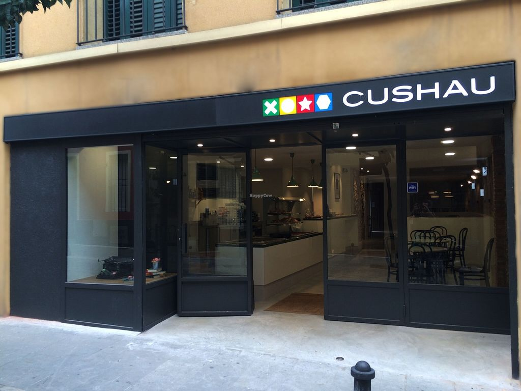 """Photo of CLOSED: CUSHAU  by <a href=""""/members/profile/pilgrin"""">pilgrin</a> <br/>First view of CUSHAU from the street <br/> May 13, 2016  - <a href='/contact/abuse/image/73178/148783'>Report</a>"""
