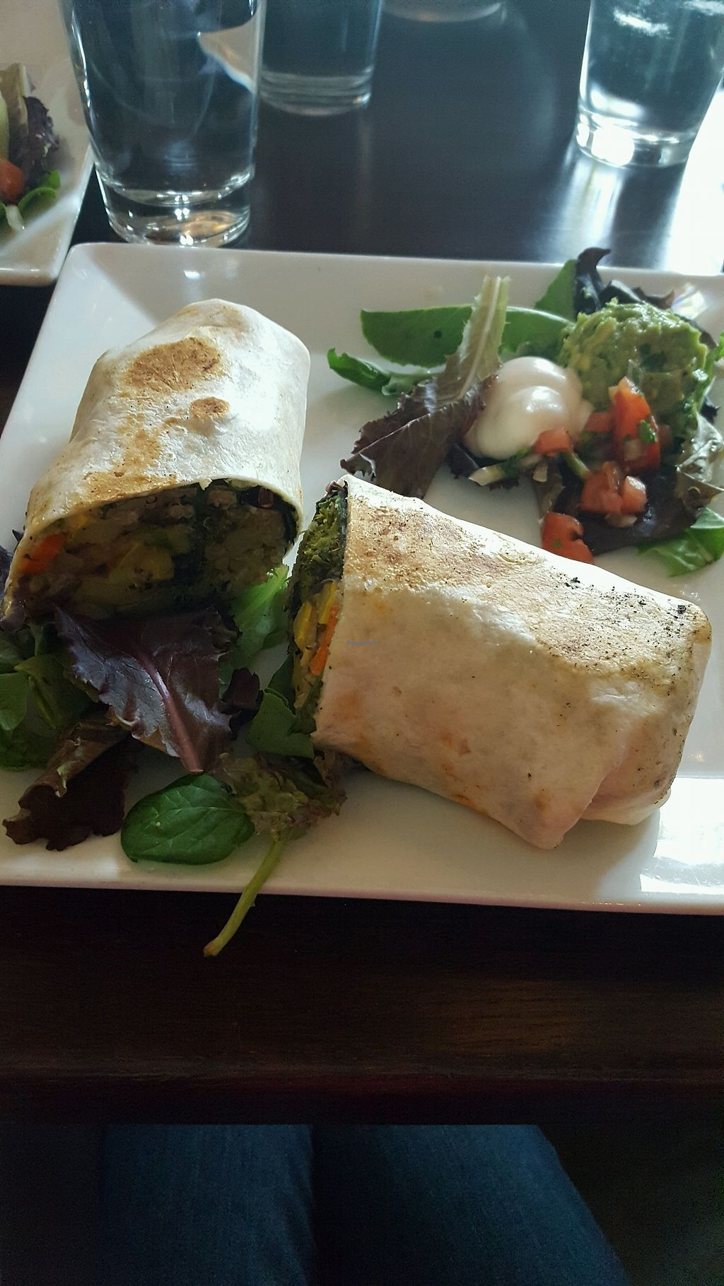 """Photo of Graze  by <a href=""""/members/profile/Scott%26Jen"""">Scott&Jen</a> <br/>Root Veggie Burrito at Sunday brunch - delicious!  <br/> September 5, 2017  - <a href='/contact/abuse/image/73189/301168'>Report</a>"""