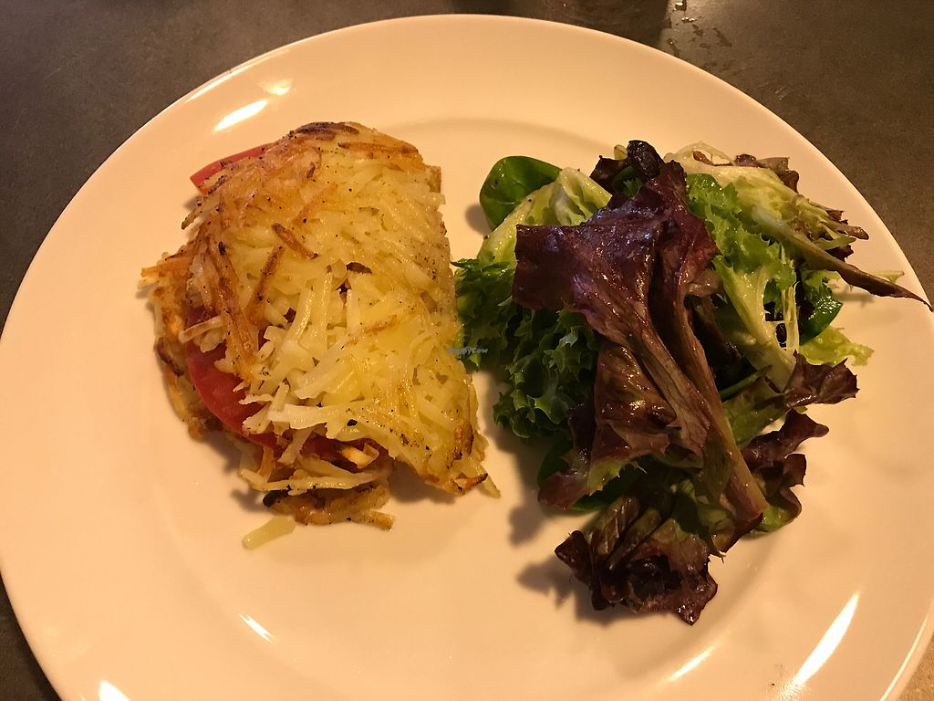 "Photo of Amadeus Cafe  by <a href=""/members/profile/tiffrob"">tiffrob</a> <br/>Potato Torta <br/> June 28, 2017  - <a href='/contact/abuse/image/73191/274552'>Report</a>"