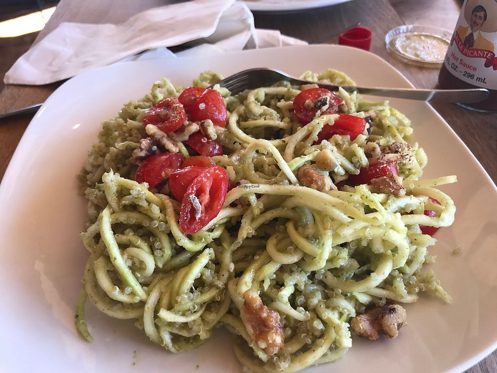 "Photo of Coconut Hut  by <a href=""/members/profile/Reyna"">Reyna</a> <br/>Zucchini pasta <br/> December 26, 2017  - <a href='/contact/abuse/image/73194/339279'>Report</a>"
