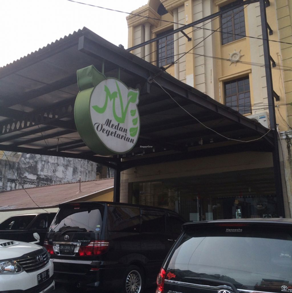 """Photo of MV Medan Vegetarian  by <a href=""""/members/profile/The_Unhealthy_Veggo"""">The_Unhealthy_Veggo</a> <br/>Outside <br/> May 3, 2016  - <a href='/contact/abuse/image/73206/147338'>Report</a>"""