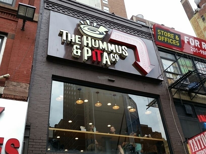 """Photo of The Hummus and Pita Co.  by <a href=""""/members/profile/eric"""">eric</a> <br/>outside <br/> September 9, 2016  - <a href='/contact/abuse/image/73209/174666'>Report</a>"""