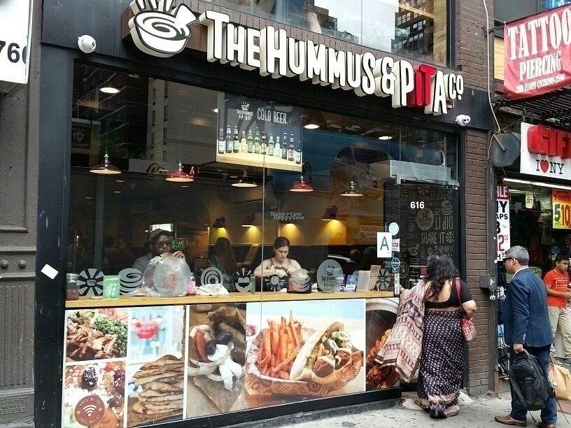 """Photo of The Hummus and Pita Co.  by <a href=""""/members/profile/eric"""">eric</a> <br/>outside <br/> September 9, 2016  - <a href='/contact/abuse/image/73209/174667'>Report</a>"""