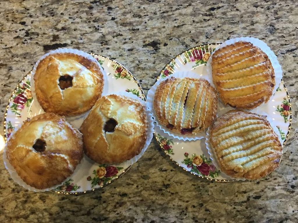 "Photo of Sadia's Tea and Coffee  by <a href=""/members/profile/community"">community</a> <br/>Apple and Mixed Berry Pie <br/> March 23, 2017  - <a href='/contact/abuse/image/73217/239926'>Report</a>"
