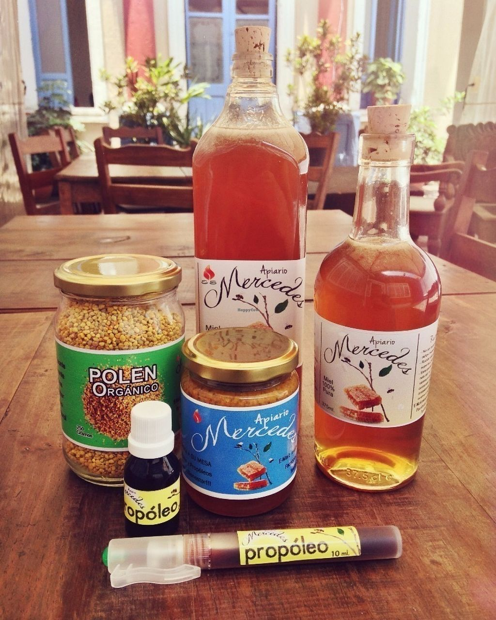 """Photo of La Casa de Cervantes  by <a href=""""/members/profile/Olenka"""">Olenka</a> <br/>Fair trade bee products in our fair trade store! <br/> July 12, 2016  - <a href='/contact/abuse/image/73229/159481'>Report</a>"""