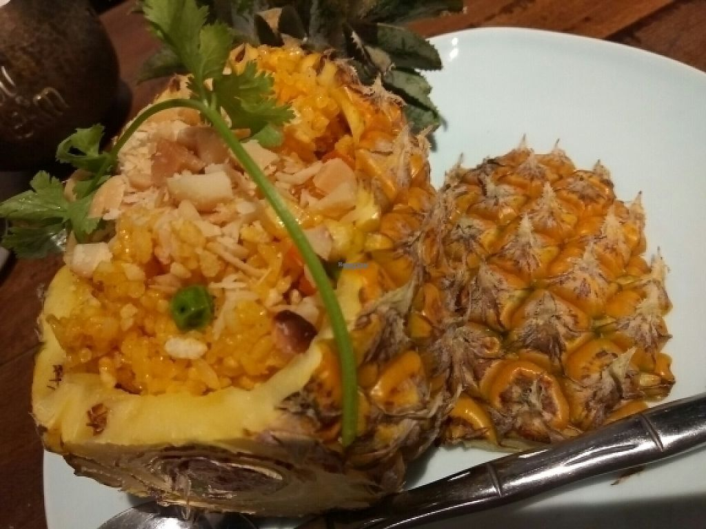 """Photo of Uu Dam Chay  by <a href=""""/members/profile/Miggi"""">Miggi</a> <br/>Fried Rice with Macadamia Nuts <br/> December 30, 2016  - <a href='/contact/abuse/image/73265/206187'>Report</a>"""