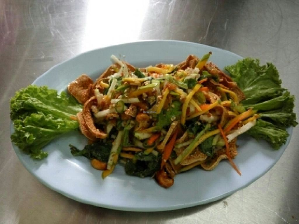 """Photo of JuBao Xuan Vegetarian  by <a href=""""/members/profile/Michael%20chan"""">Michael chan</a> <br/>凉拌豆干 <br/> May 9, 2016  - <a href='/contact/abuse/image/73271/148120'>Report</a>"""