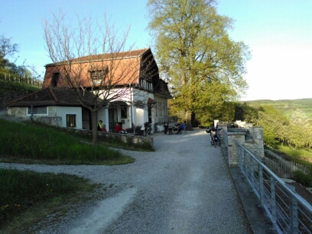 """Photo of VeBistro  by <a href=""""/members/profile/AchimGuldner"""">AchimGuldner</a> <br/>Haus Lochfeld <br/> May 5, 2016  - <a href='/contact/abuse/image/73281/147599'>Report</a>"""