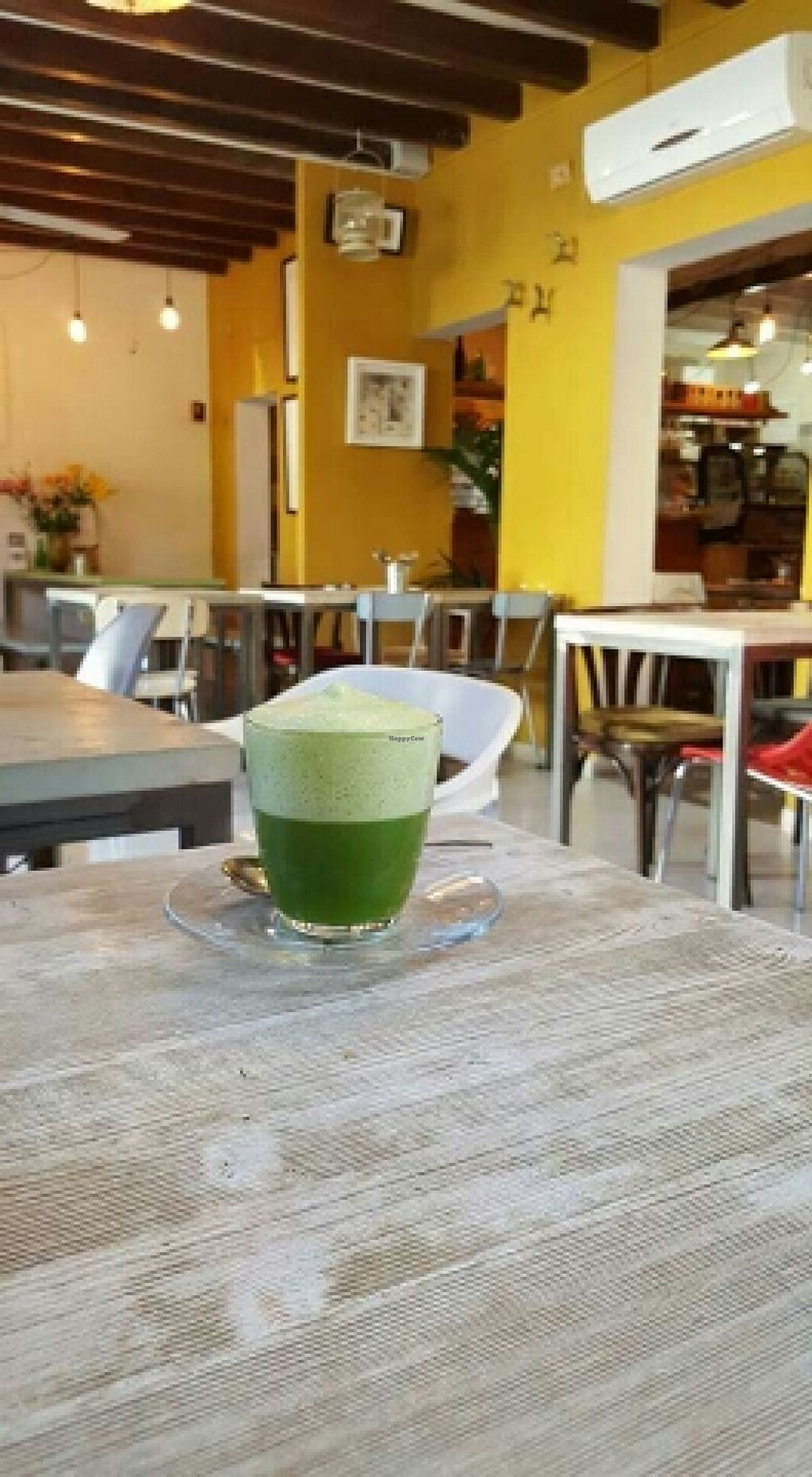 "Photo of Simply Delicious by Ronen  by <a href=""/members/profile/Alice_"">Alice_</a> <br/>Healthy Green cappuchino <br/> May 8, 2016  - <a href='/contact/abuse/image/73318/148038'>Report</a>"