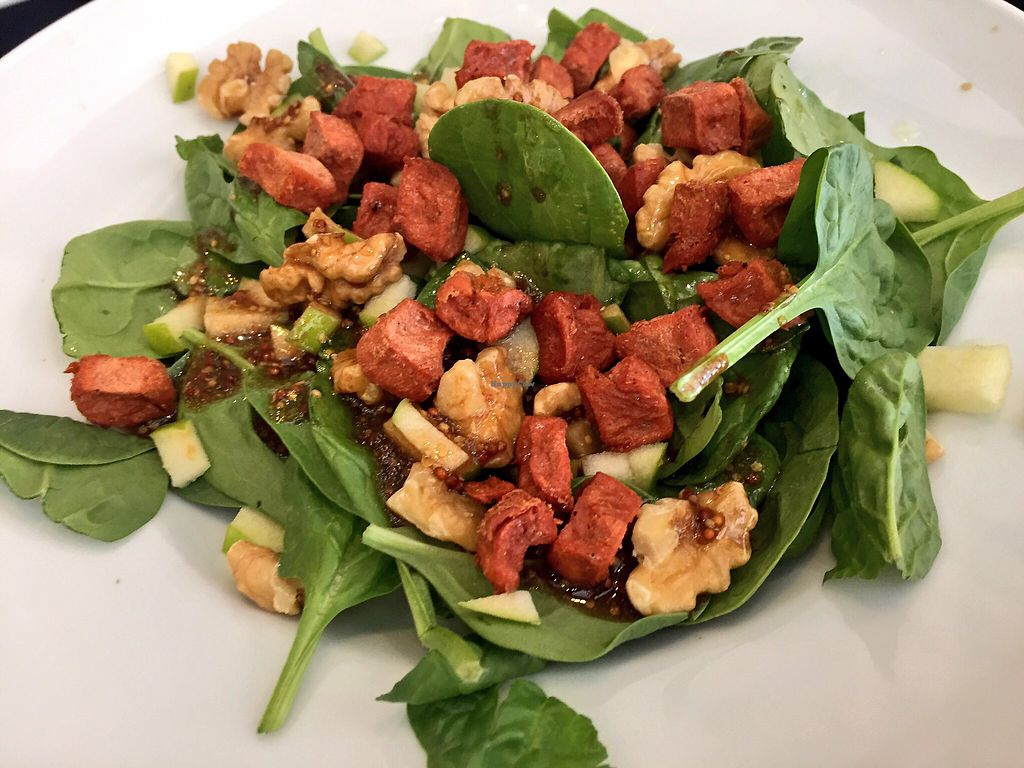 """Photo of 269 Gastro Vegan  by <a href=""""/members/profile/Oreng1976"""">Oreng1976</a> <br/>Salad was superb <br/> August 12, 2017  - <a href='/contact/abuse/image/73324/291865'>Report</a>"""