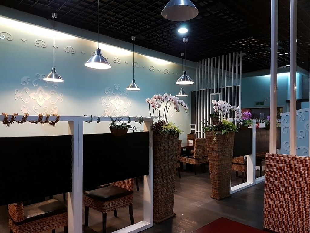 """Photo of iVegan Restaurant  by <a href=""""/members/profile/HelenSz"""">HelenSz</a> <br/>interior  <br/> January 4, 2017  - <a href='/contact/abuse/image/73352/207970'>Report</a>"""