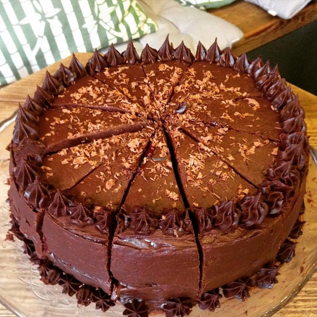 """Photo of Shed  by <a href=""""/members/profile/Meaks"""">Meaks</a> <br/>Vegan Choc Cake <br/> August 11, 2016  - <a href='/contact/abuse/image/73363/167752'>Report</a>"""