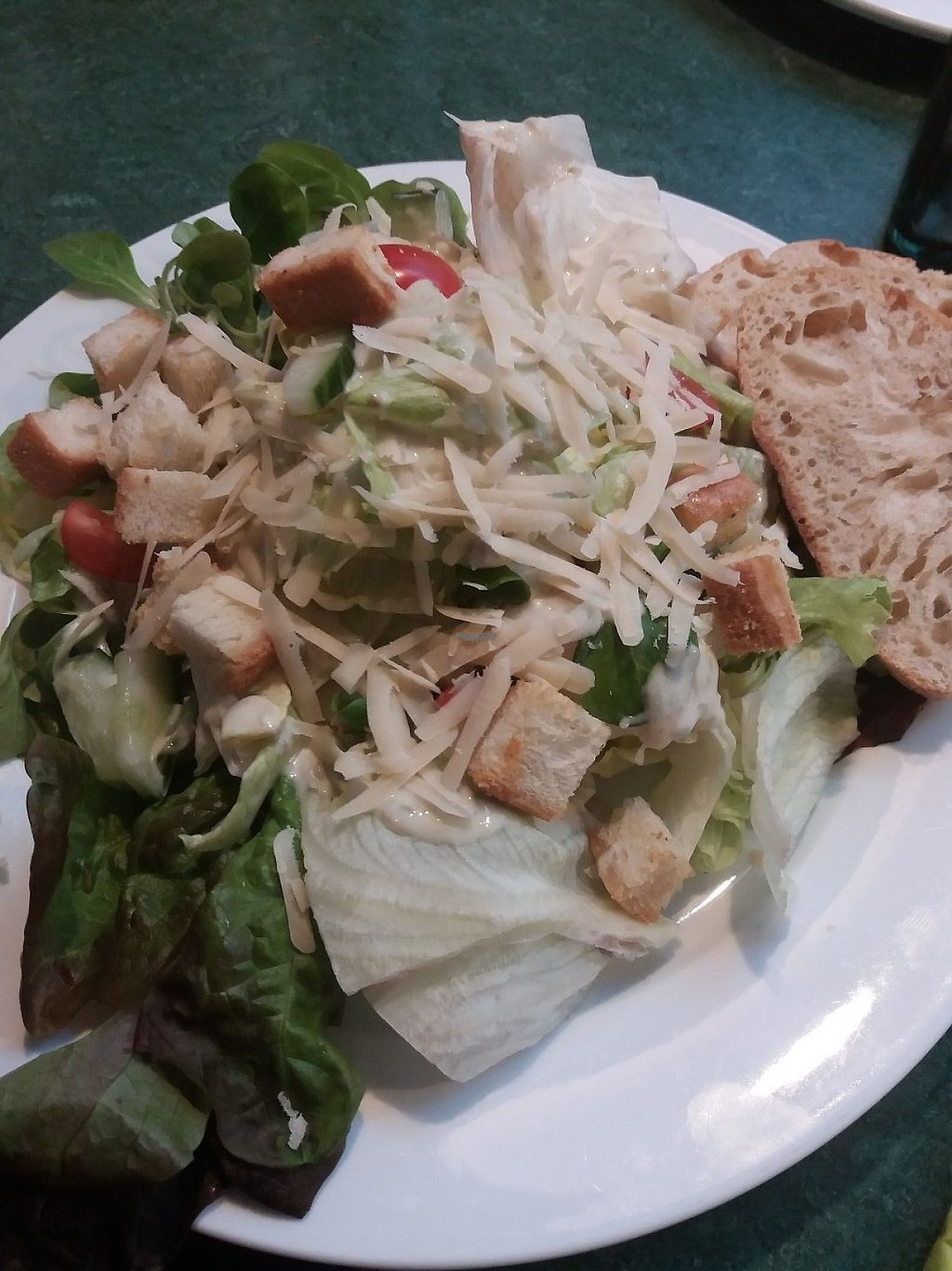 """Photo of CLOSED: Molly & Alf  by <a href=""""/members/profile/Smoelfine"""">Smoelfine</a> <br/>ceasar's salad <br/> December 16, 2016  - <a href='/contact/abuse/image/73367/202004'>Report</a>"""