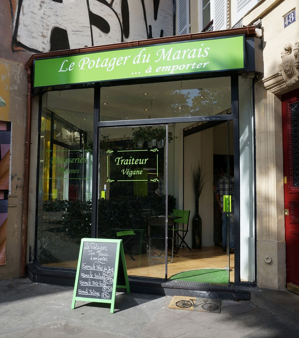 "Photo of CLOSED: Le Potager du Marais - Take Away  by <a href=""/members/profile/Ricardo"">Ricardo</a> <br/>Store front <br/> May 7, 2016  - <a href='/contact/abuse/image/73369/147883'>Report</a>"