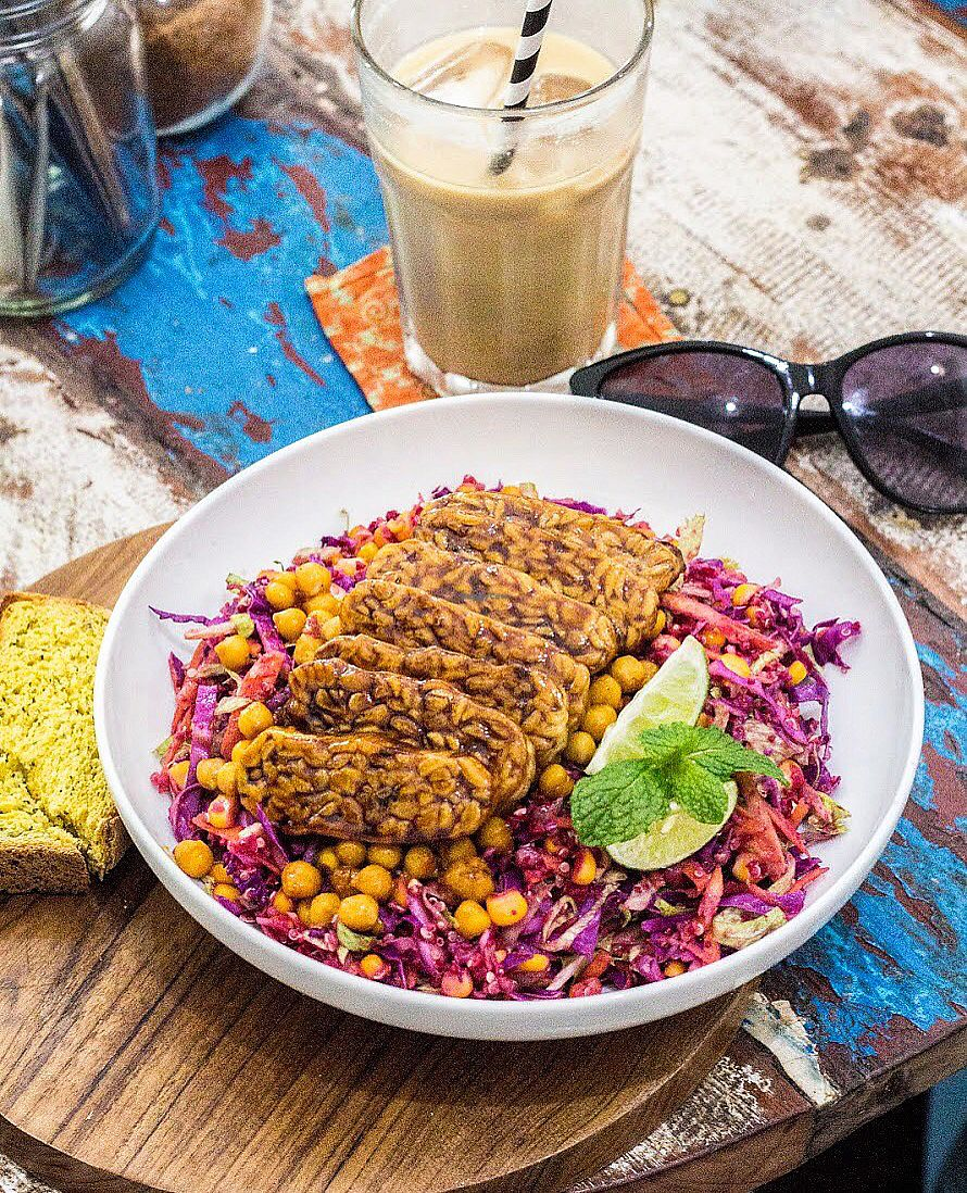 """Photo of CLOSED: The Spicy Coconut  by <a href=""""/members/profile/jessana"""">jessana</a> <br/>power bowl  <br/> August 4, 2017  - <a href='/contact/abuse/image/73419/288506'>Report</a>"""