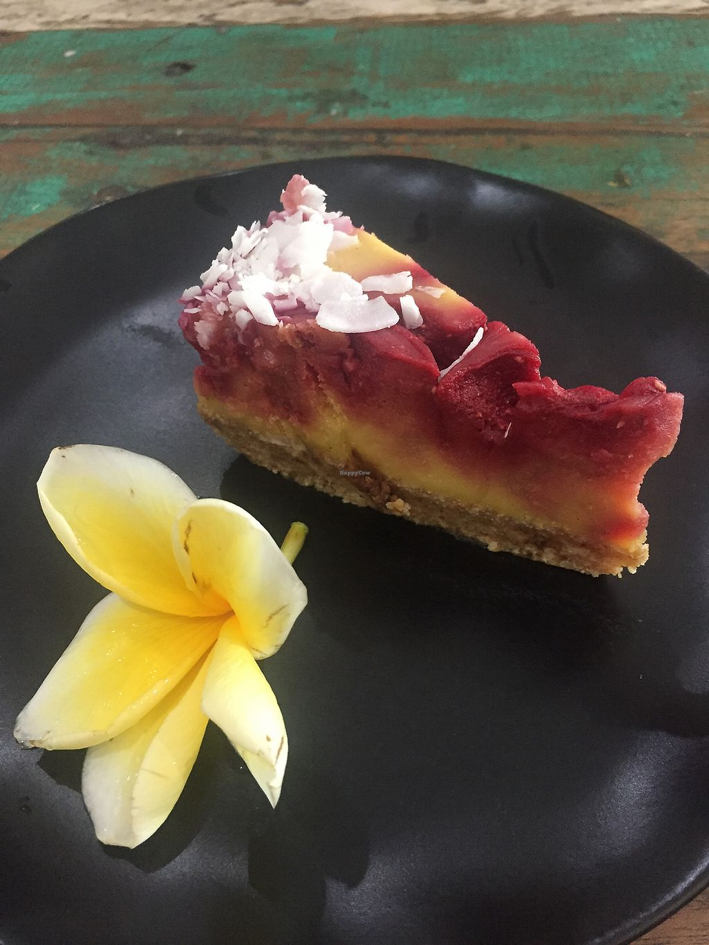"""Photo of CLOSED: The Spicy Coconut  by <a href=""""/members/profile/auroreFR"""">auroreFR</a> <br/>raspberry and lemon cheesecake <br/> August 19, 2017  - <a href='/contact/abuse/image/73419/294342'>Report</a>"""