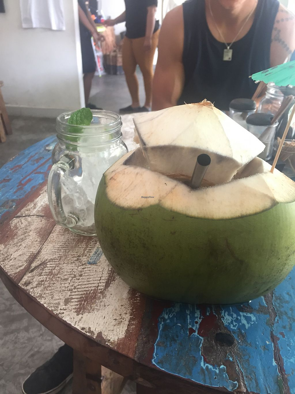 """Photo of CLOSED: The Spicy Coconut  by <a href=""""/members/profile/auroreFR"""">auroreFR</a> <br/>young coconut <br/> August 21, 2017  - <a href='/contact/abuse/image/73419/295044'>Report</a>"""