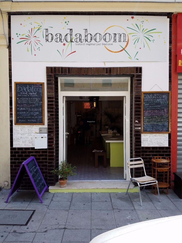 "Photo of Badaboom  by <a href=""/members/profile/KarimKanfoudi"">KarimKanfoudi</a> <br/>Outside <br/> June 27, 2016  - <a href='/contact/abuse/image/73436/156368'>Report</a>"