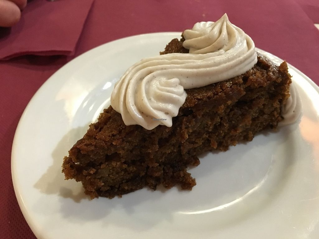 """Photo of Acai  by <a href=""""/members/profile/simmiefairy"""">simmiefairy</a> <br/>Carrot cake - the best baked cake I have ever tasted in my entire life. It's literally the best.  <br/> July 28, 2016  - <a href='/contact/abuse/image/73437/162856'>Report</a>"""