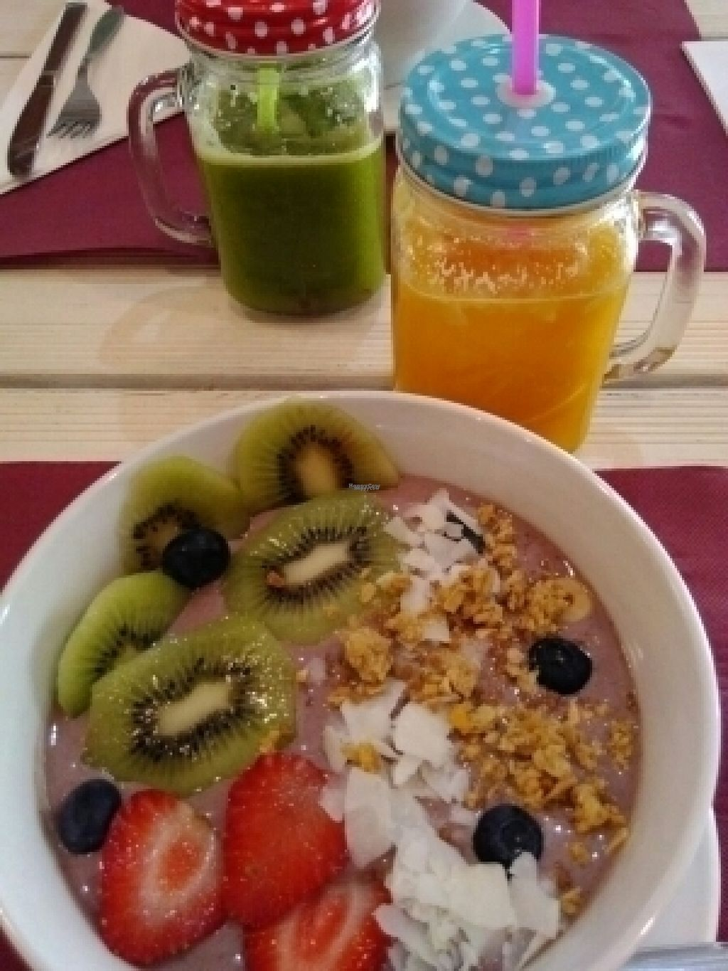 """Photo of Acai  by <a href=""""/members/profile/lou_h"""">lou_h</a> <br/>acai bowl <br/> August 18, 2016  - <a href='/contact/abuse/image/73437/169877'>Report</a>"""