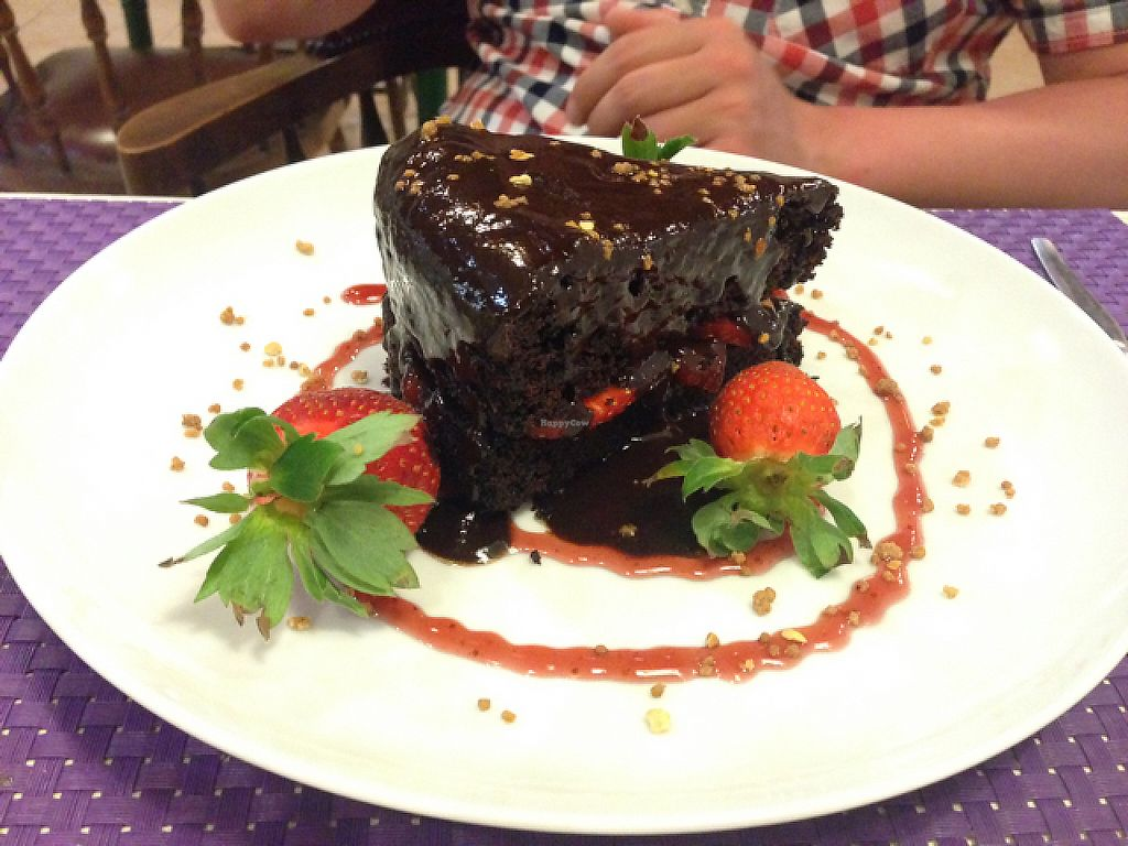 """Photo of Acai  by <a href=""""/members/profile/AnnaStolli"""">AnnaStolli</a> <br/>vegan chocolate sachatorte <br/> May 25, 2017  - <a href='/contact/abuse/image/73437/262492'>Report</a>"""