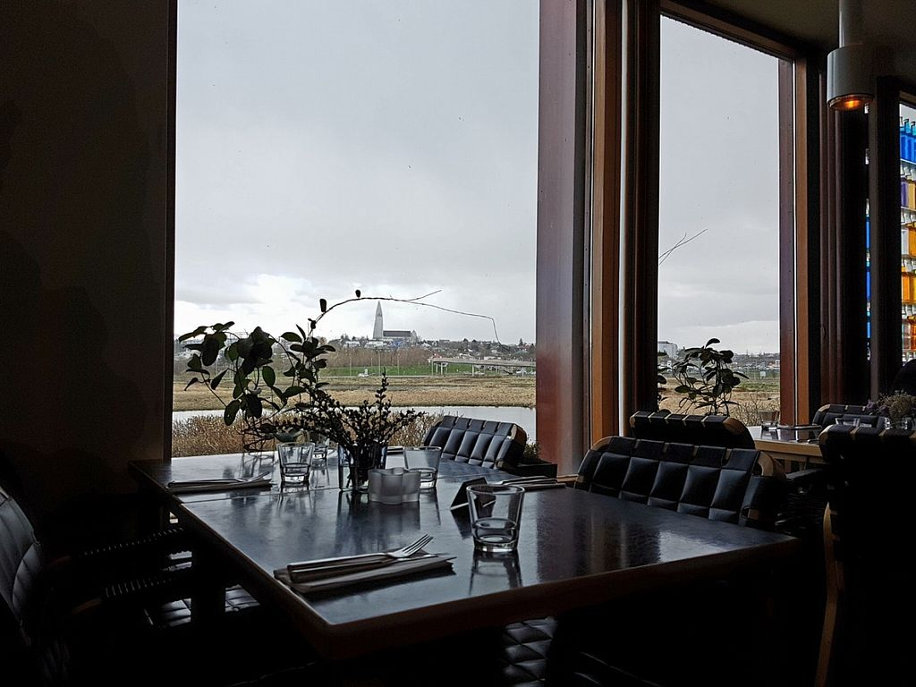"Photo of Aalto Bistro  by <a href=""/members/profile/MacGuru96"">MacGuru96</a> <br/>View of Reykjavík from the bistro, set on the University of Iceland grounds, adjacent to Hljómskálagarðurinn Park <br/> July 1, 2016  - <a href='/contact/abuse/image/73444/157144'>Report</a>"