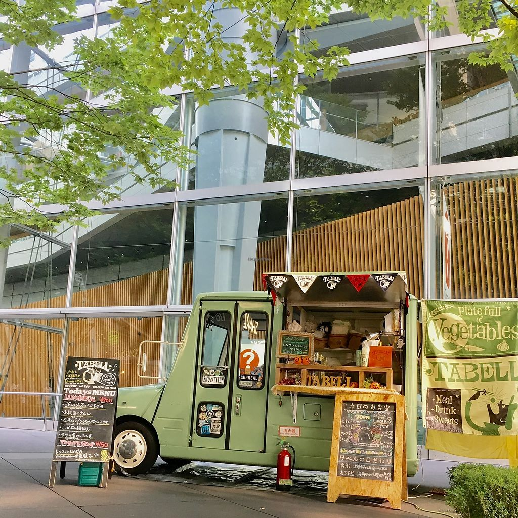"""Photo of Tabell - Food Truck  by <a href=""""/members/profile/%E5%AE%AE%E4%BB%A3%E9%BA%BB%E7%BE%8E"""">宮代麻美</a> <br/>Tokyo international forum  Every Tuesday 11:00〜14:00 <br/> October 10, 2017  - <a href='/contact/abuse/image/73458/313840'>Report</a>"""