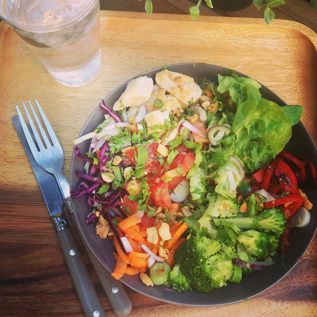 "Photo of Bonnie Day  by <a href=""/members/profile/tripapied"">tripapied</a> <br/>Veggie bowl <br/> November 2, 2017  - <a href='/contact/abuse/image/73479/321234'>Report</a>"