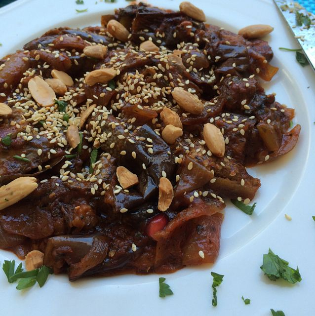 """Photo of Yard of Taste  by <a href=""""/members/profile/jjpink34"""">jjpink34</a> <br/>aubergine like I've never tasted before  <br/> September 4, 2016  - <a href='/contact/abuse/image/73484/173634'>Report</a>"""