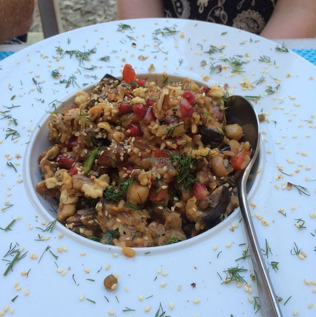 """Photo of Yard of Taste  by <a href=""""/members/profile/jjpink34"""">jjpink34</a> <br/>veg casserole  <br/> September 4, 2016  - <a href='/contact/abuse/image/73484/173635'>Report</a>"""