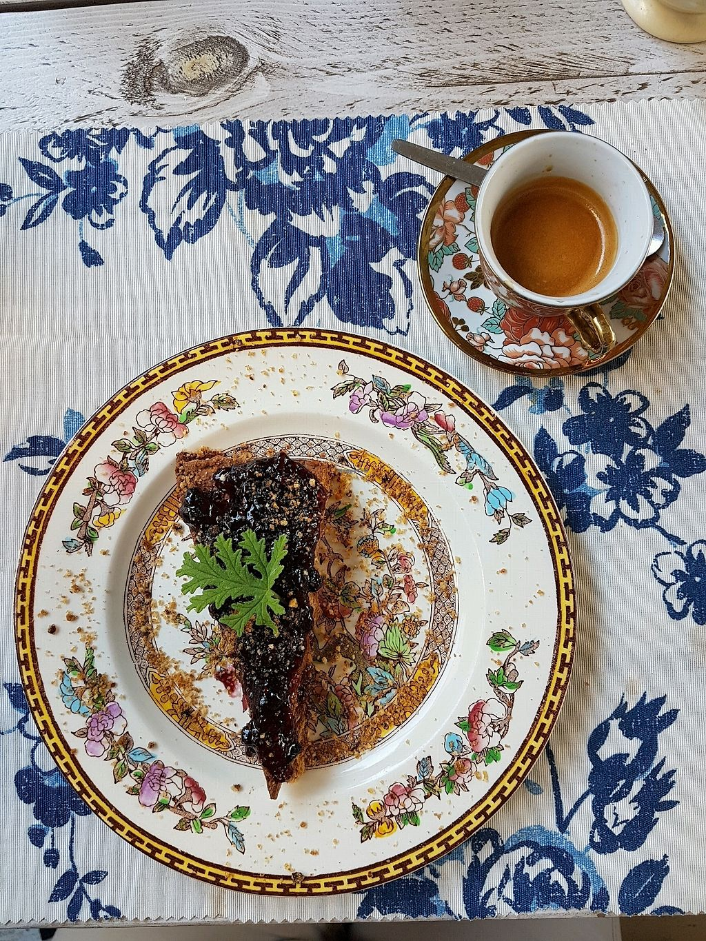 """Photo of Yard of Taste  by <a href=""""/members/profile/vegan_healthy_woman"""">vegan_healthy_woman</a> <br/>Veganes Dessert <br/> November 7, 2017  - <a href='/contact/abuse/image/73484/322942'>Report</a>"""