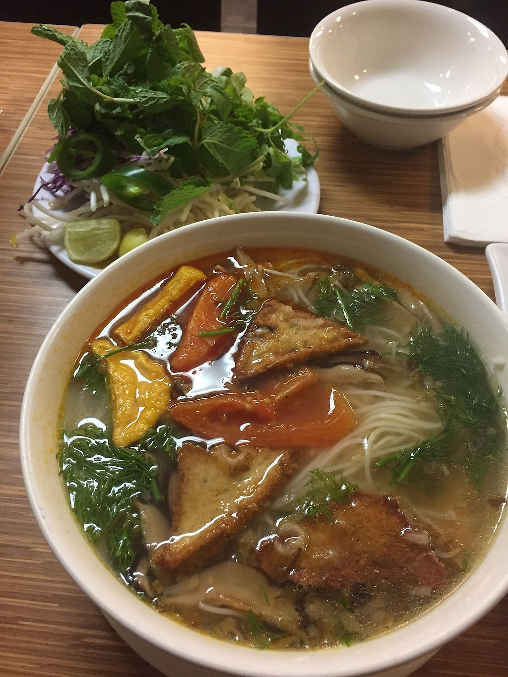 """Photo of Nhan Duc Hanh  by <a href=""""/members/profile/H"""">H</a> <br/>One of the noodle soups <br/> October 13, 2017  - <a href='/contact/abuse/image/73487/314714'>Report</a>"""