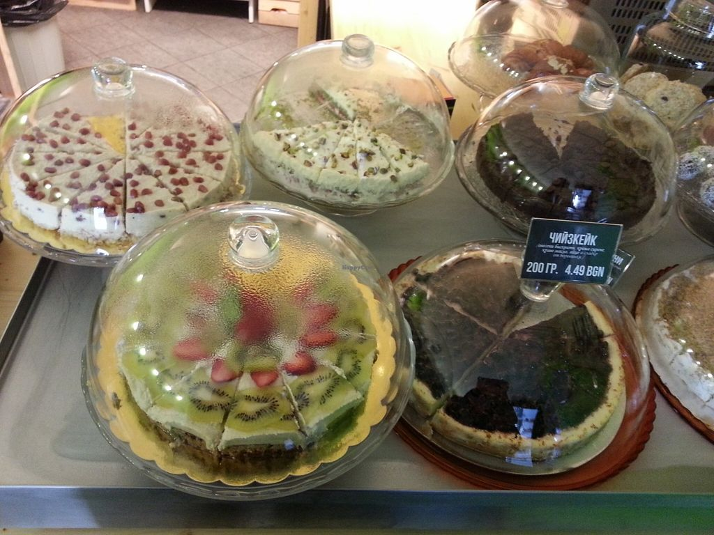 """Photo of CLOSED: Smoocha  by <a href=""""/members/profile/inthesewords"""">inthesewords</a> <br/>The cakes! At least three were vegan~ <br/> May 12, 2016  - <a href='/contact/abuse/image/73531/148587'>Report</a>"""