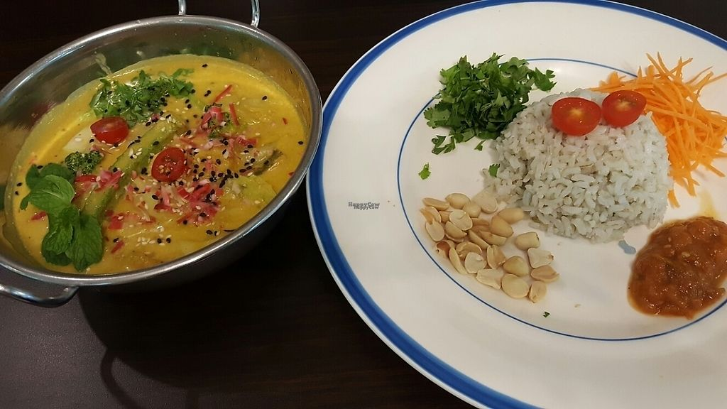 """Photo of CLOSED: Veggie Cafe   by <a href=""""/members/profile/JessieLim"""">JessieLim</a> <br/>nasi lemak  <br/> December 24, 2016  - <a href='/contact/abuse/image/73537/204388'>Report</a>"""