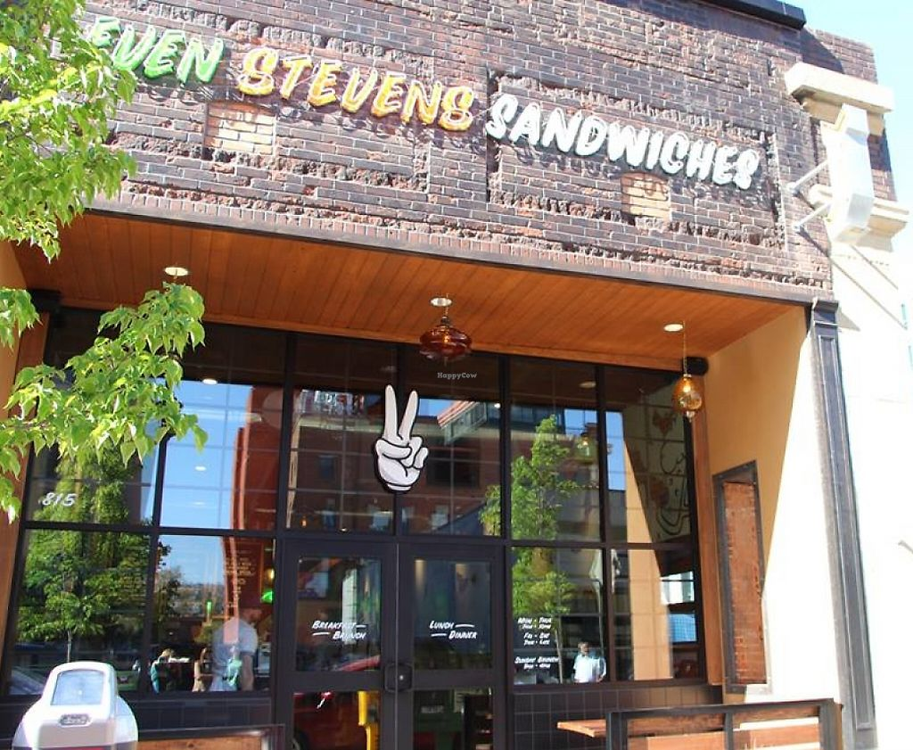 """Photo of Even Stevens Sandwiches  by <a href=""""/members/profile/community"""">community</a> <br/>Even Stevens <br/> May 10, 2016  - <a href='/contact/abuse/image/73563/199703'>Report</a>"""