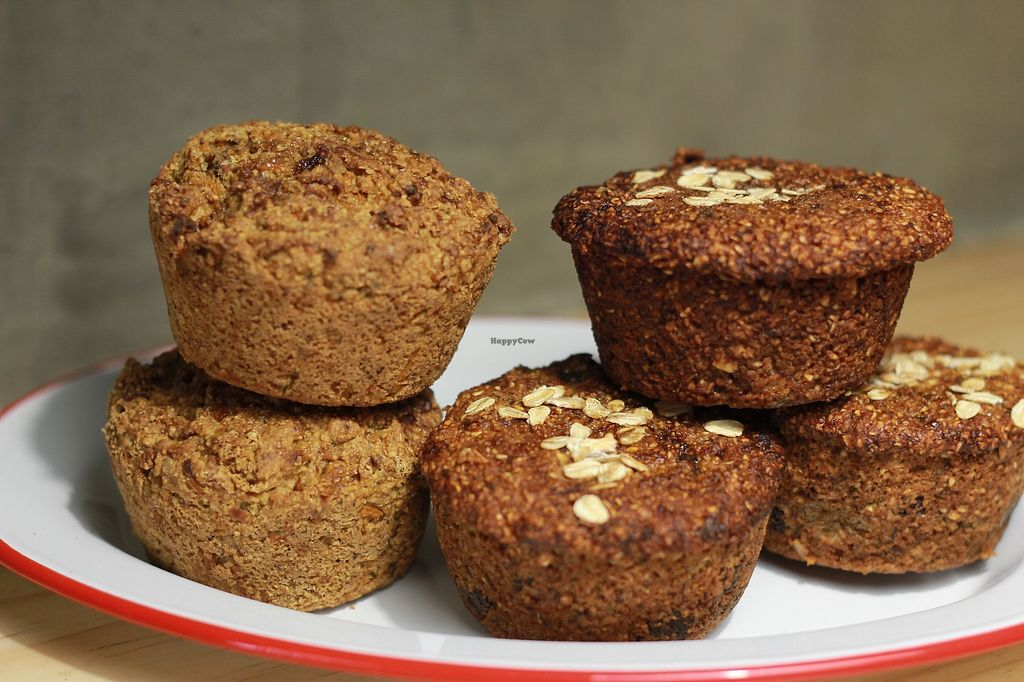 """Photo of Basico Food & Juice  by <a href=""""/members/profile/Sofiaamf"""">Sofiaamf</a> <br/>delicious healthy and vegan bakery.  <br/> August 22, 2017  - <a href='/contact/abuse/image/73586/295457'>Report</a>"""
